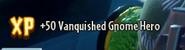 Vanquished Gnome Hero