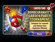 Bombegranate's Garden Party Tournament