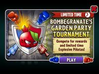 Bombegranate's Garden Party Tournament