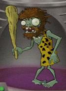 Cave Man Zombie