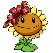 PVZ2 PlantASunflowerGift@3x