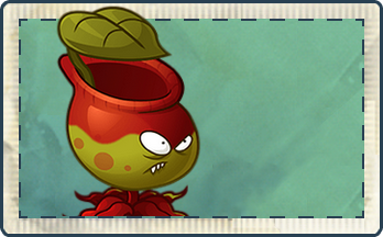 image pitcher plant seed packet full png plants vs zombies wiki