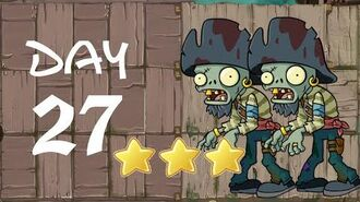 Android Plants vs. Zombies All Stars - Pirate Seas Day 27