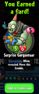 Earning Surprise Gargantuar-0