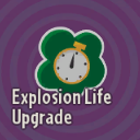 Explosion Life Upgrade