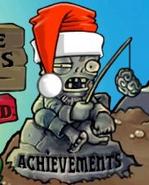 Gnome Zombie Santa