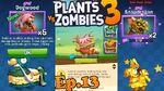 Plants vs. Zombies 3 - Star Tree - Premium Pinata - Plants Level Up (Ep.13)
