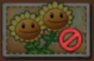 Twin Sunflower Banned