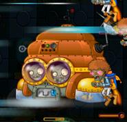 Discotron Game