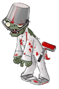 EarlyBucketheadZombie