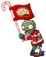 HD Feastivus Flag Zombie