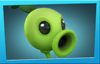 Peashooter PvZ3 seed packet