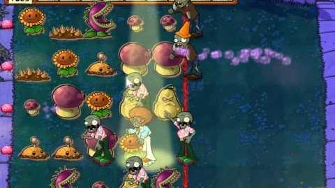 Plants vs Zombies - I,Zombie Endless ( How far can i go ... ) Streak 1 - 10