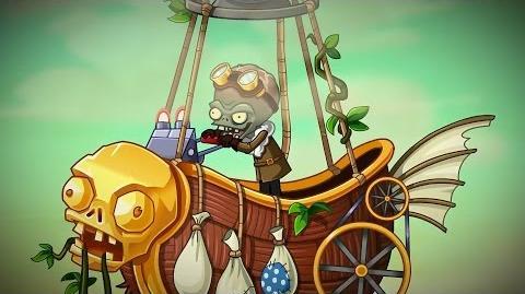 Plants vs Zombies 2 - Lost City Zomboss Music OST