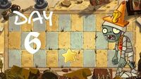 Android Beta 2 PvZ All Stars - Ancient Egypt Day 6
