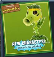 Commando pea