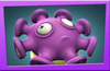 Gloom-Shroom PvZ3 seed packet