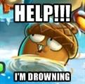 HELP IMA DROWNING ACORN ADAS