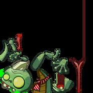 Lizard Zombie