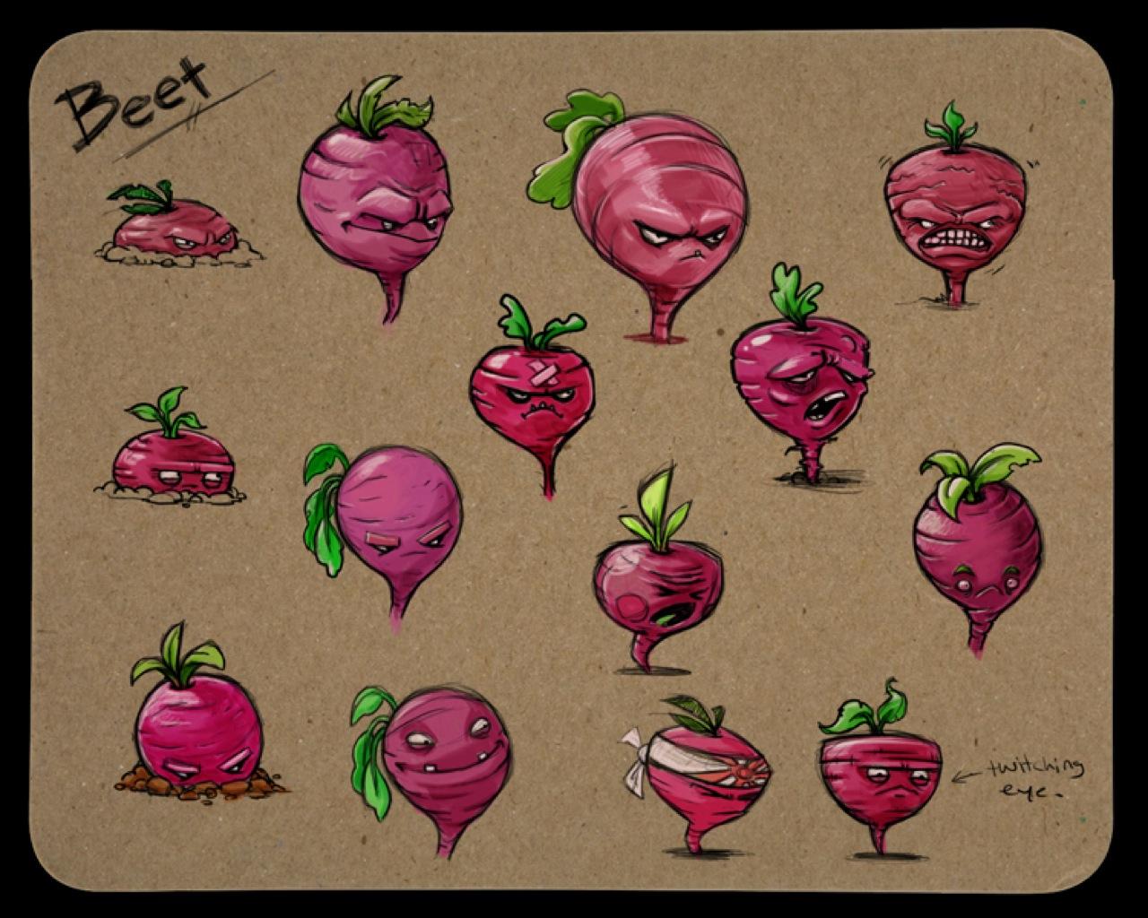 Image - PvZ2BeetConcept.jpg   Plants vs. Zombies Wiki   FANDOM ...