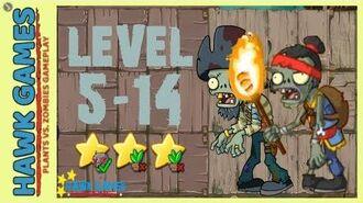 V1.0.81 Plants vs. Zombies All Stars - Pirate Seas Level 5-14 4K 60FPS