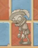 Aristocrat Zombie Statue