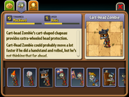 Cart-Head Zombie Almanac