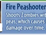 Fire Peashooter (Spawnable)