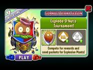 Gumnut's Sticky Season - Explode-O-Nut's Tournament