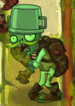 Fainted LC buckethead