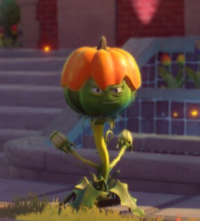 GW2 Pumpkin Weed Idle
