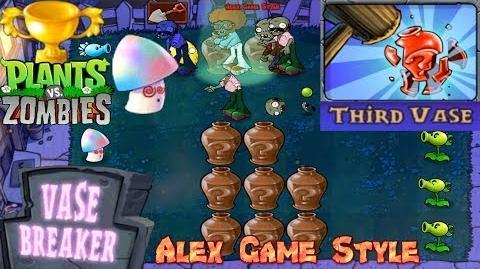 Plants vs. Zombies - Puzzle Vasebreaker Third Vase (Android Gameplay HD) Ep