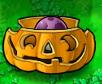Puff shroom pumpkin