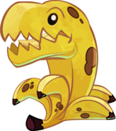 BananasaurausRex vectorized