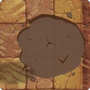 BrontosaurFootprint