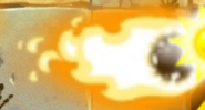 Giant Fire Pea