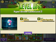 Hypno-shroom Level 2