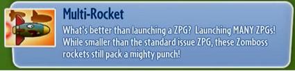 Multi-Rocket