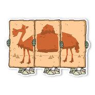 PVZ2 AE Zombies Camellos
