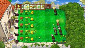 Plants vs Zombies Android TV Screenshot 5