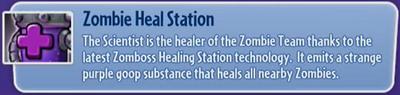 ZombieHealStation