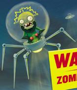 Invader Zombie