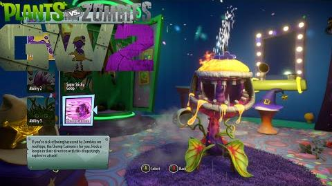 Plants Vs Zombies Garden Warfare 2 The Chomp Cannon!-0