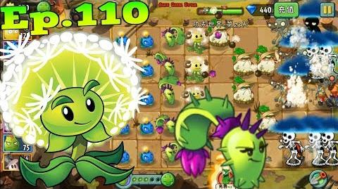 Plants vs. Zombies 2 (China) - Unlocked 2 new Plants - Kung-Fu World Day 23 (Ep