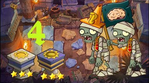 PvZ Online - Adventure Mode - Zphinx 4