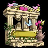 Tombstone HeadstoneTile ROMANTEMPLE