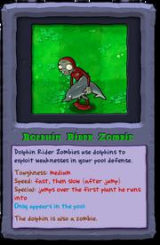 Almanac Card Dolphin Rider Zombie