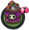 Barrel of BarrelsH