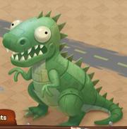 Tina rex t-rex