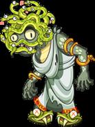 Zombie Medusa Almanac Icon